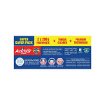 Anchor White Toothpaste Super Saver Pack - 200gm X 2